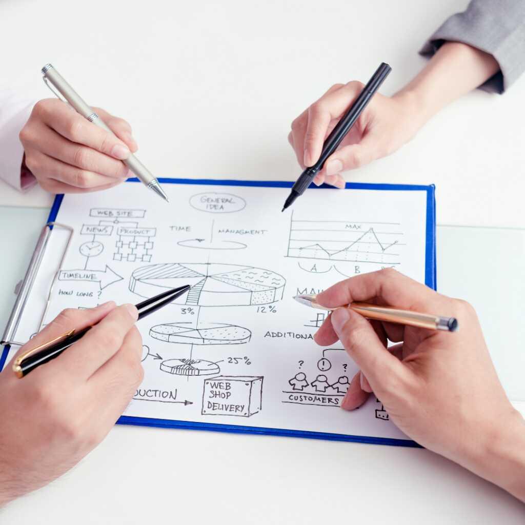 conseil accompagnement commercial - création d'une stratégie commerciale