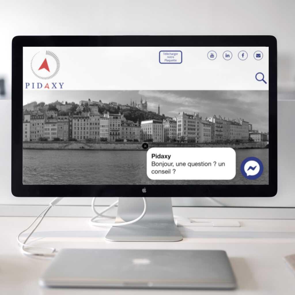 conseil accompagnement digitale - création de site vitrine